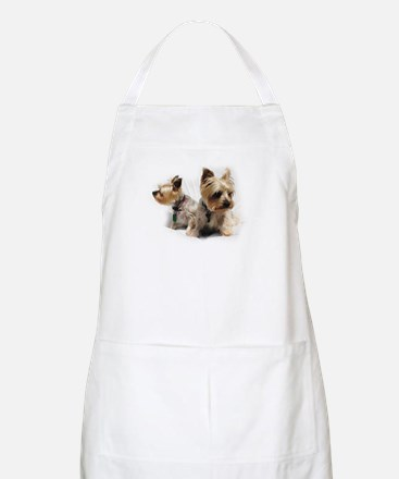 Silky Terriers Apron
