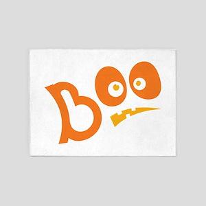 Boo Eyes 5'x7'Area Rug