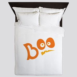 Boo Eyes Queen Duvet