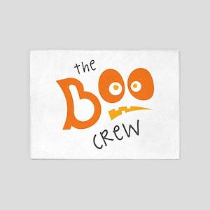 Boo Crew 5'x7'Area Rug