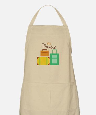 Well Traveled Apron