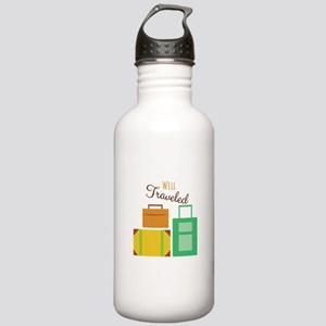 Well Traveled Water Bottle