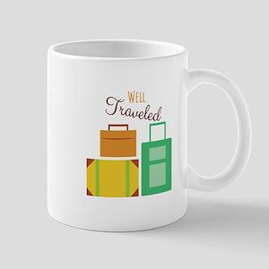Well Traveled Mugs