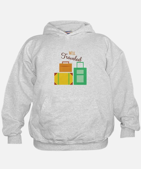 Well Traveled Hoodie