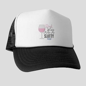 New Girl Pink Trucker Hat
