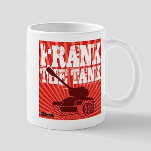 Frank The Tank Mugs
