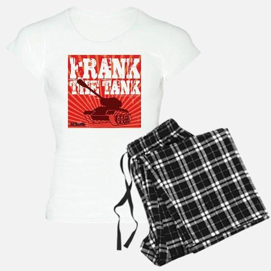 Frank The Tank Pajamas