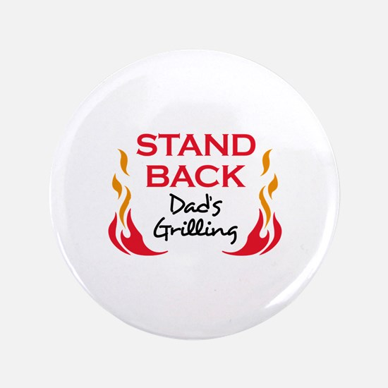 """DADS GRILLING 3.5"""" Button (100 pack)"""