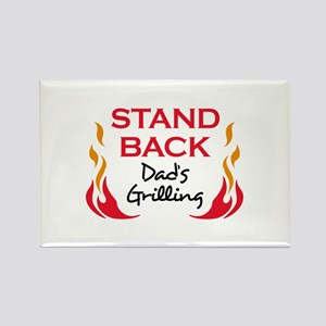 DADS GRILLING Magnets