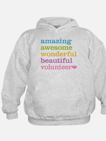 Awesome Volunteer Hoodie