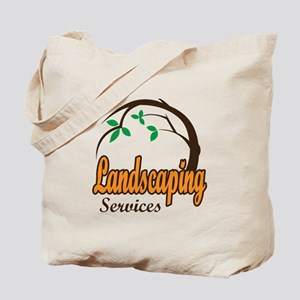 LANDSCAPING SERVICES Tote Bag