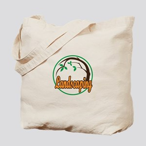 LANDSCAPING Tote Bag