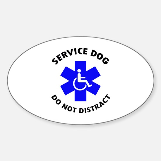 DO NOT DISTRACT Decal