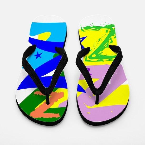 Initial Design (Z) Flip Flops