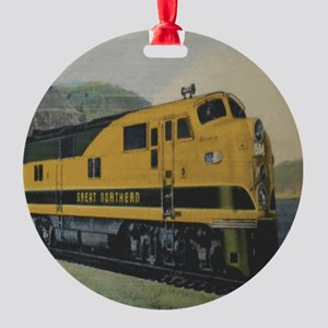 Empire Great Northern Round Ornament