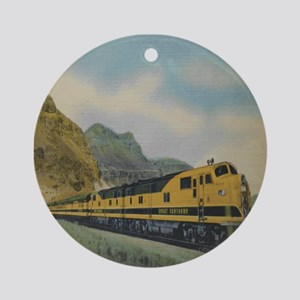 Empire Great Northern Ornament (round)