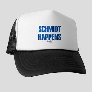 New Girl Schmidt Trucker Hat