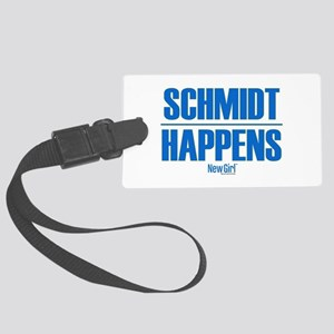 New Girl Schmidt Large Luggage Tag