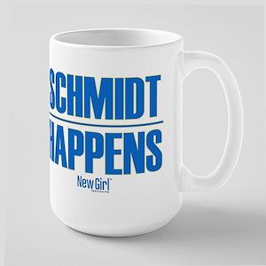 New Girl Schmidt Large Mug