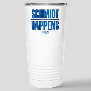 New Girl Schmidt Stainless Steel Travel Mug