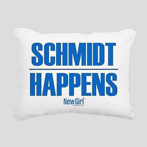 New Girl Schmidt Rectangular Canvas Pillow
