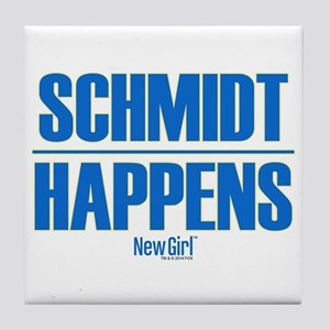 New Girl Schmidt Tile Coaster