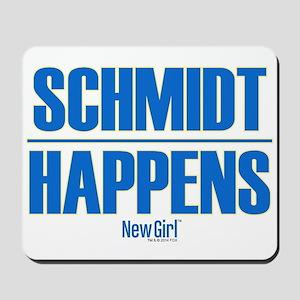 New Girl Schmidt Mousepad