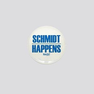 New Girl Schmidt Mini Button