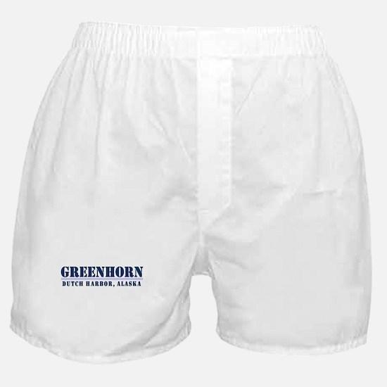 Greenhorn Dutch Harbor Boxer Shorts