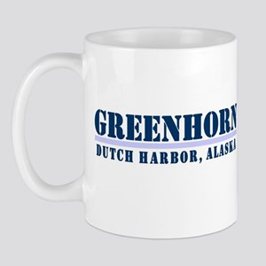 Greenhorn Dutch Harbor Mug