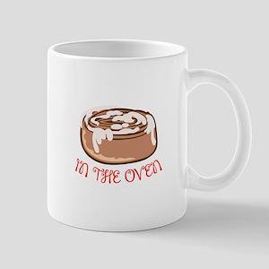 BUN IN THE OVEN Mugs
