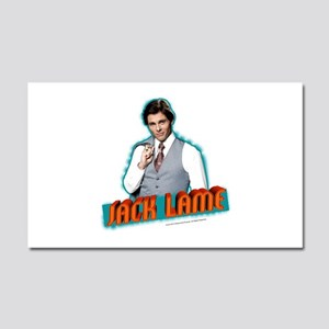 Jack Lame Car Magnet 20 X 12