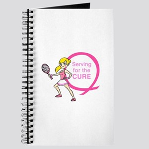 SERVING FOR A CURE Journal