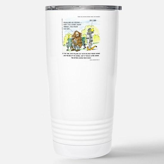 Aqualung, My Ex-Friend Travel Mug