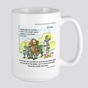 Aqualung, My Ex-Friend Mugs