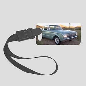 1963 Ford Ranchero Small Luggage Tag
