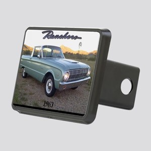 1963 Ford Ranchero Rectangular Hitch Cover
