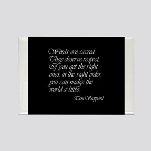 Quotes - Words are Sacred Magnets