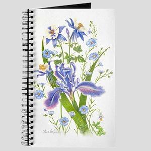 Blue Bouquet Journal
