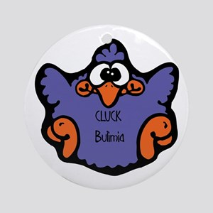 Bulimia Ornament (Round)