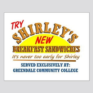 Shirley's Sandwiches Posters