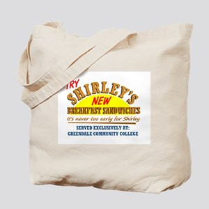 Shirley's Sandwiches Tote Bag