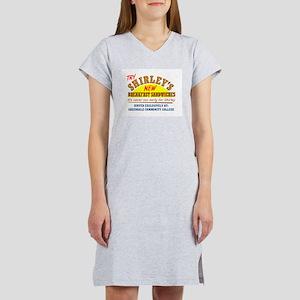 Shirley's Sandwiches Women's Nightshirt