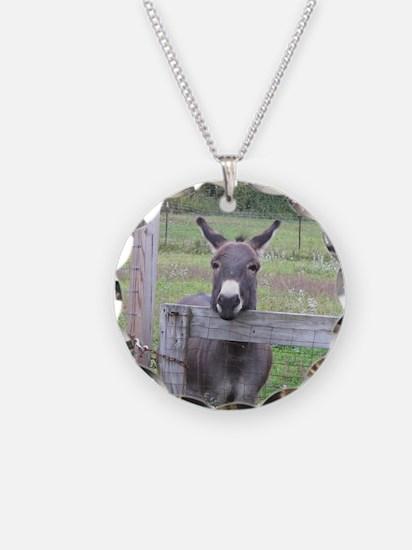 Miniature Donkey II Necklace