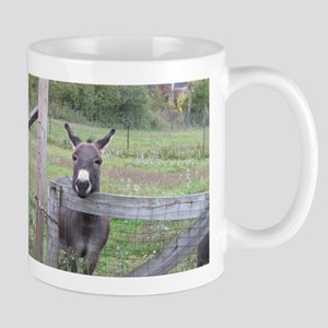 Miniature Donkey II Mugs