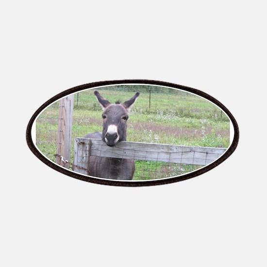 Miniature Donkey II Patches