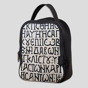 It's Greek to Me! Neoprene Lunch Bag