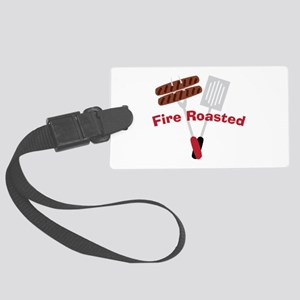 Cookout_Fire Roasted Luggage Tag