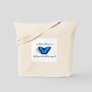What We May Be Tote Bag
