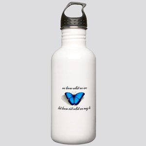What We May Be Stainless Water Bottle 1.0L